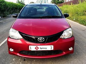 Toyota Etios Liva V (2016) in Faridabad