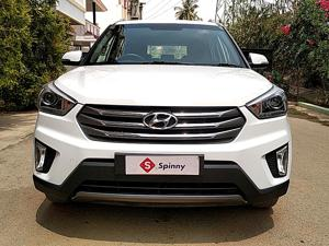 Hyundai Creta SX+ 1.6 U2 VGT CRDI AT (2015) in Bangalore
