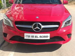 Mercedes Benz GLA Class 200 d Sport (2016) in Hyderabad