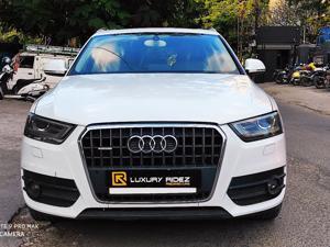 Audi Q3 35 TDI Premium + Sunroof (2015) in Visakhapatnam