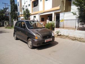 Hyundai Santro GS zipDrive Euro II (2001) in Hyderabad