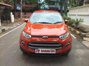 Ford EcoSport 1.5 TDCi Trend (MT) Diesel (2016) in Bangalore