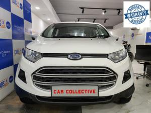 Ford EcoSport 1.5 Ti-VCT Trend (MT)