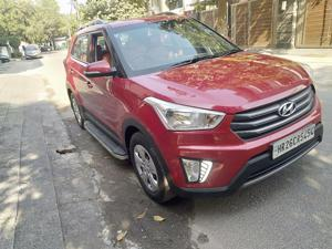 Hyundai Creta 1.6 E Petrol (2015) in Faridabad