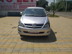 Toyota Innova 2.5 G (Diesel) 8 STR Euro4 (2007) in Ahmednagar