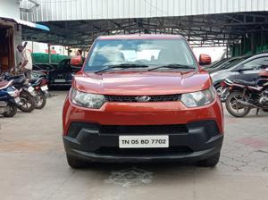 Mahindra KUV100 K4 Plus D 6 STR (2016) in Coimbatore