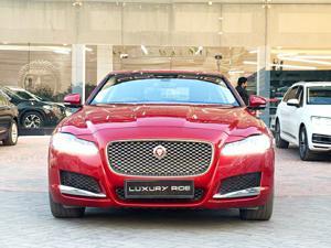 Jaguar XF Portfolio Diesel (2017)