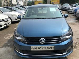 Volkswagen Vento 1.2L TSI Highline Plus AT Petrol (2016) in Pune
