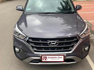 Hyundai Creta SX 1.6 AT CRDi (2018)