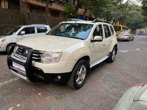 Renault Duster RxZ Diesel 110PS Option Pack (2014) in Mumbai