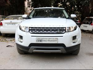 Land Rover Range Rover Evoque Pure SD4 (2013) in Lucknow