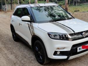 Maruti Suzuki Vitara Brezza ZDi AGS (2019) in Pune