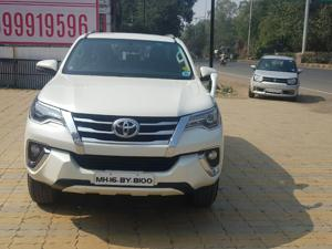 Toyota Fortuner 2.8 4x4 AT (2017) in Ahmednagar