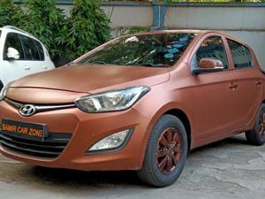 Hyundai i20 Sportz AT Petrol (2012) in Kolkata