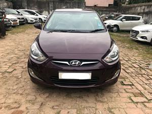Hyundai Verna Fluidic 1.6 CRDI (2011) in Kolkata