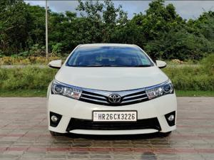 Toyota Corolla Altis 1.8V L (2016) in Faridabad