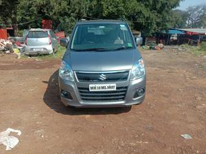 Maruti Suzuki Wagon R 1.0 VXi (2015) in Pune