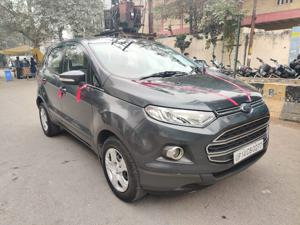 Ford EcoSport 1.5 TDCi Trend (MT) Diesel (2013) in New Delhi