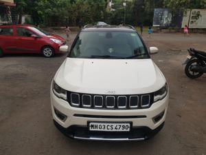 Jeep Compass Limited (O) 1.4 Petrol AT (2018) in Mumbai
