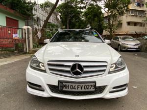 Mercedes Benz C Class C 200 BlueEFFICIENCY
