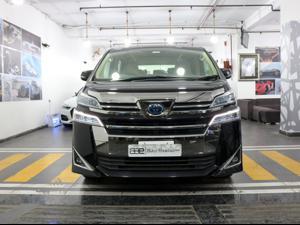 Toyota Vellfire Hybrid (2020)