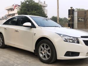 Chevrolet Cruze LTZ AT (2011) in Faridabad
