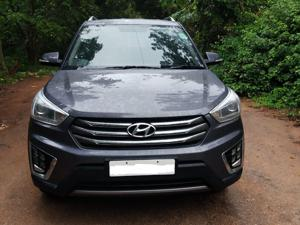 Hyundai Creta SX 1.6 AT Petrol (2018) in Bangalore