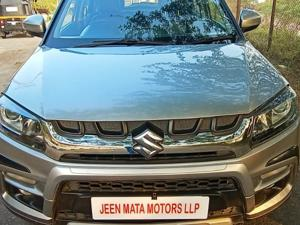 Maruti Suzuki Vitara Brezza ZDI (2017) in Pune