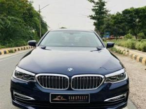 BMW 5 Series 520d Luxury Line (2017) in Ghaziabad