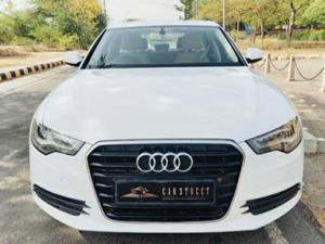 Audi A6 2.0 TDI Technology Pack (2014)