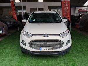 Ford EcoSport Titanium + 1.5L Ti-VCT AT (2017)