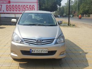 Toyota Innova 2.5 G (Diesel) 7 STR Euro3 (2008) in Ahmednagar
