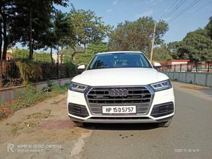 Audi Q5 3.0 TDI quattro Technology Pack (2019) in Noida