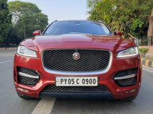 Jaguar F Pace R-SPORT (2017) in Lucknow