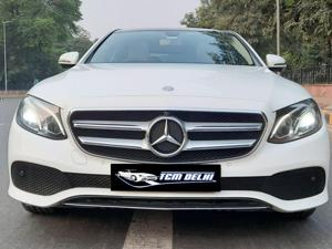 Mercedes Benz E Class E 350 d (2017) in Gurgaon