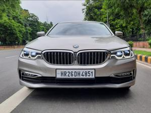 BMW 5 Series 520d Luxury Line (2017)