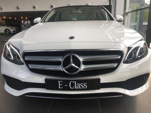 Mercedes Benz E Class E 220d Exclusive (2019) in Alappuzha