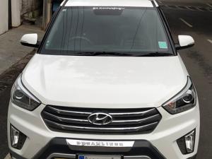 Hyundai Creta SX 1.6 CRDi (2018) in Bangalore