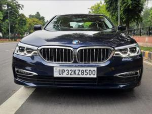 BMW 5 Series 520d Luxury Line (2019)