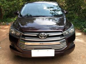 Toyota Innova Crysta 2.4 GX 7 Str (2018) in Bangalore