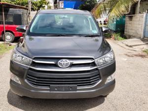 Toyota Innova Crysta 2.7 GX 8 Str (2018) in Bangalore