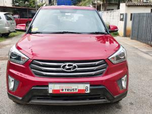 Hyundai Creta SX 1.6 CRDI VGT (2015) in Bangalore