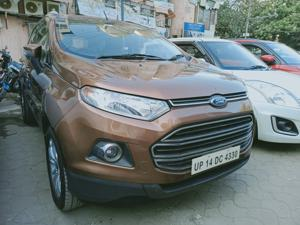 Ford EcoSport 1.5 Ti-VCT Titanium (AT) Petrol (2017) in New Delhi