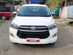 Toyota Innova Crysta 2.4 ZX 7 STR (2018) in Bangalore