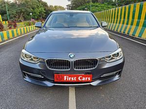 BMW 3 Series 320d Luxury Line Sedan (2014) in Bangalore
