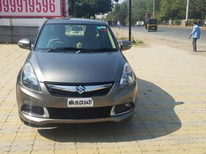 Maruti Suzuki New Swift DZire ZXI (2015) in Ahmednagar