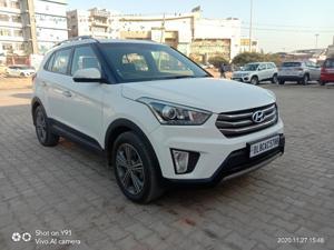 Hyundai Creta 1.6 SX Plus AT Petrol (2016) in Faridabad