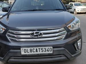 Hyundai Creta E+ 1.6 Petrol (2018) in Faridabad