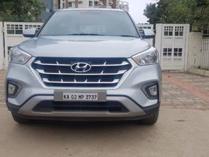Hyundai Creta EX 1.4 CRDi (2019) in Bangalore