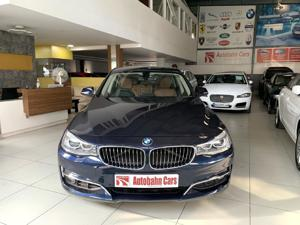 BMW 3 Series 320d GT Luxury Line (2015)